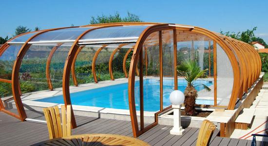 Les abris de piscine haut et bas : Les définitions