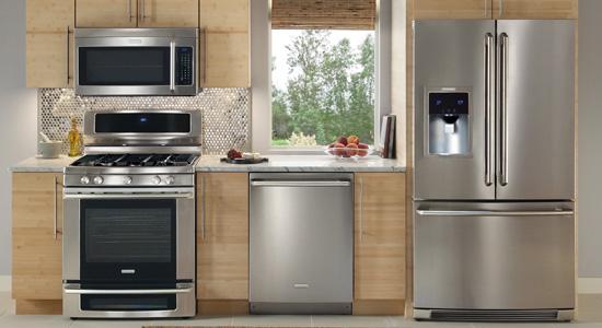 Accorder son électroménager à la taille de sa cuisine