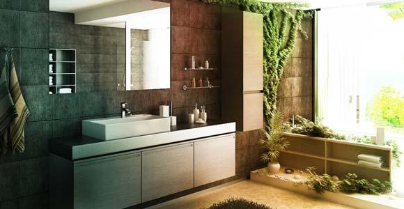 Salle de bain zen | Idée et inspiration d\'ambiance zen