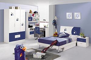 L'aménagement d'une chambre d'enfant
