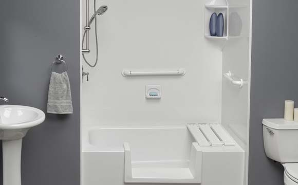 Salle de bain personnes agées | Aménagement pour senior