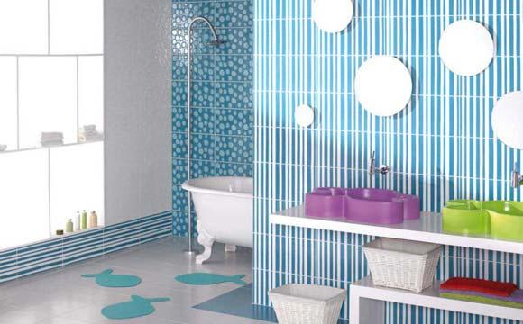 Quels aménagements pour la salle de bain des enfants