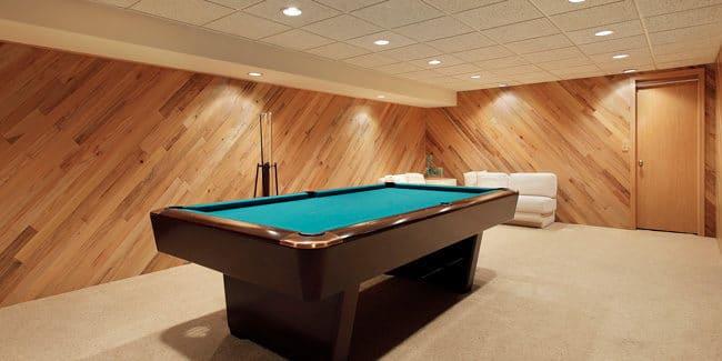 Aménager un sous-sol humide : C'est possible