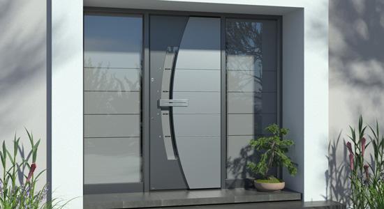 L'ancrage de la porte dans l'ouverture : Monopoint ou multipoint