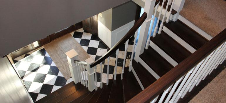 5 astuces pour rénover votre escalier