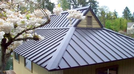 Prix d 39 une toiture bac acier co t moyen tarif d 39 installation - Bac acier isole prix m2 ...