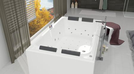 prix d 39 une baignoire baln o co t moyen tarif de pose. Black Bedroom Furniture Sets. Home Design Ideas