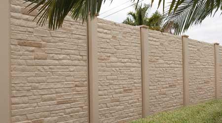 Avantages et inconvénients d'une clôture béton