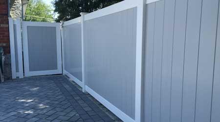Avantages et inconvénients d'une clôture PVC