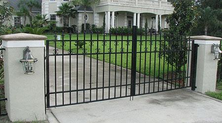 Avantages et inconvénients d'un pilier de portail