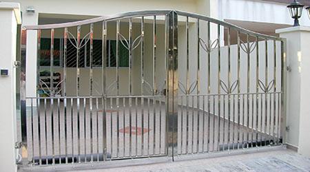Avantages et inconvénients d'un portail en acier