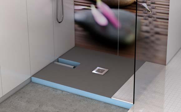 installation d 39 une douche italienne quels l ments choisir. Black Bedroom Furniture Sets. Home Design Ideas