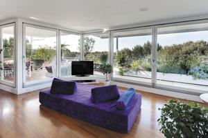 Choisir une baie vitrée pour son salon