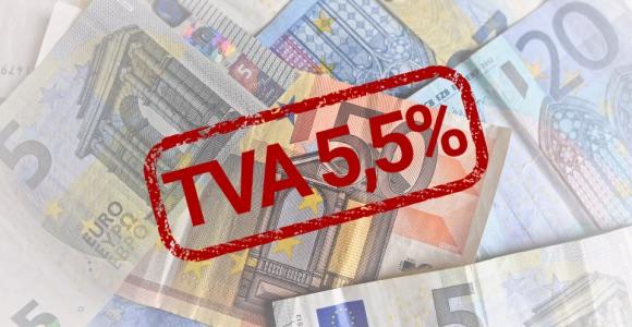 Bénéficier de la TVA réduite à 5,5% pour votre rénovation énergétique