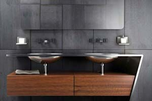 b ton cir dans une salle de bain c t pratique et. Black Bedroom Furniture Sets. Home Design Ideas