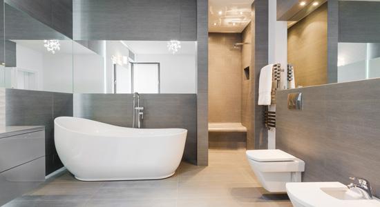 5 bonnes idées pour réussir l'aménagement de votre salle de bain