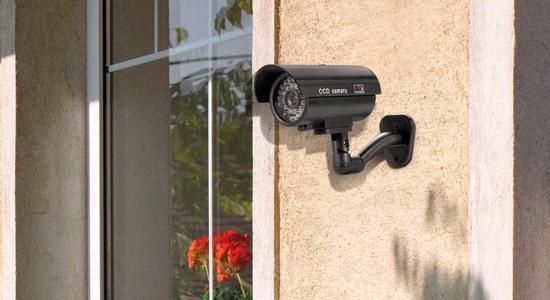 Les caméras et alarmes factices : Quelle efficacité