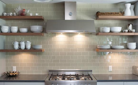 rev tement mural pour une cuisine lequel choisir. Black Bedroom Furniture Sets. Home Design Ideas