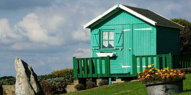 Chalet et abri de jardin : Choisir et bien construire