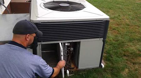 Changer le filtre de sa pompe à chaleur