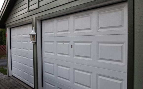 Changer la porte d'un garage