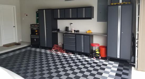 Choisir son carrelage de garage en fonction de son utilisation
