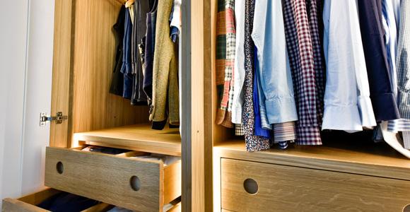 Comment bien choisir son dressing de chambre