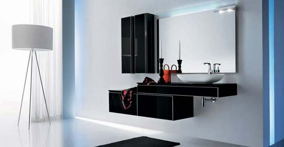 la pose des meubles de salle de bain choisir et installer. Black Bedroom Furniture Sets. Home Design Ideas