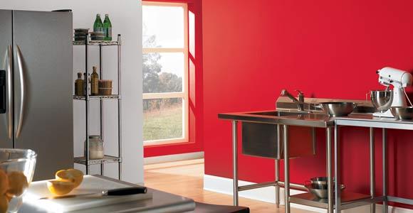 choisir sa peinture pour sa cuisine conseils et tarif moyen. Black Bedroom Furniture Sets. Home Design Ideas