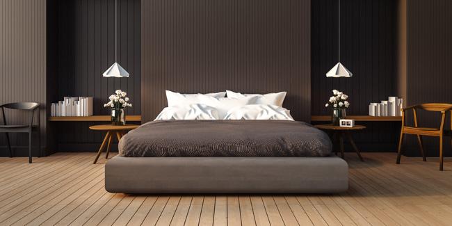 Choisir un revêtement de sol pour une chambre : Nos conseils