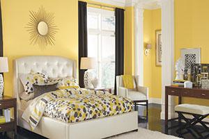 Inspiration pour le choix des couleurs dans la chambre