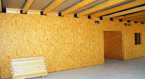 Une cloison en bois : Entre tradition et modernité