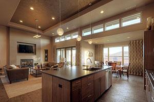 Comment ouvrir une cuisine sur le salon ?