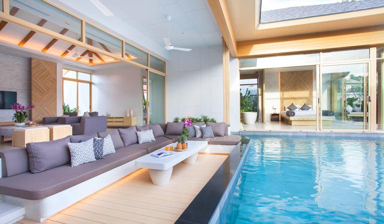 Construction d'une piscine intérieure : Coût de la main-d'œuvre