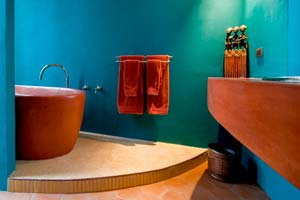 Quelles couleurs choisir dans ma salle de bain ?