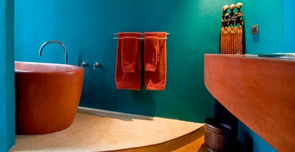 quelles couleurs choisir dans ma salle de bain