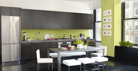 Quelles couleurs choisir dans ma cuisine ?