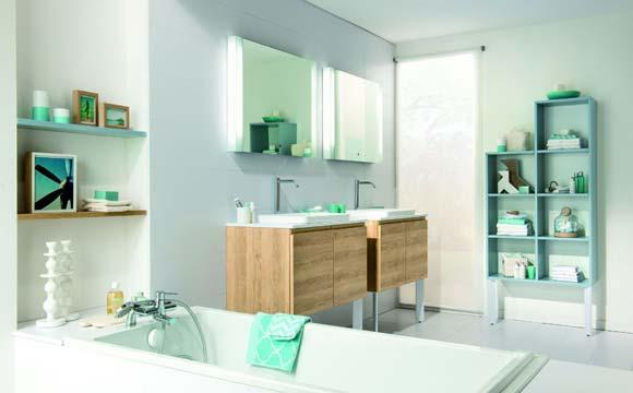 choisir les bonnes couleurs pour une salle de bain zen de qualit