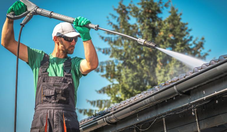 Coût d'entretien d'une toiture