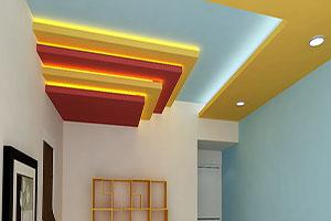 Créer ou rénover un faux plafond pour chambre