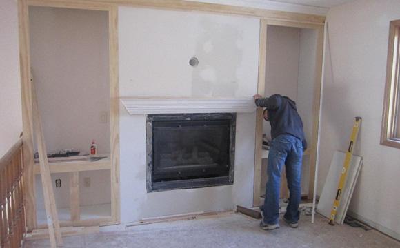 Quel coût moyen pour une rénovation de cheminée