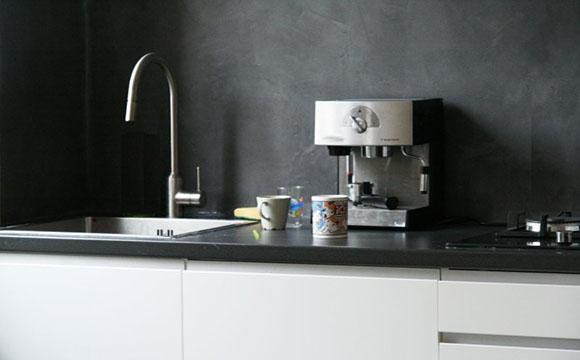 Pose de cr dence dans une cuisine tarif et choix du mat riau for Prix credence cuisine