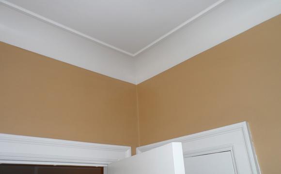 Faux plafond d 39 un salon estimations id es et conseils for Prix pose faux plafond
