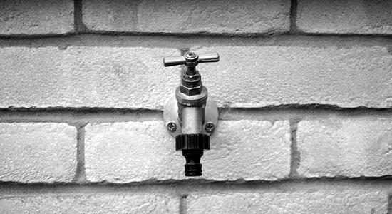 Déplacer ou ajouter un point d'eau : L'étape emménagement