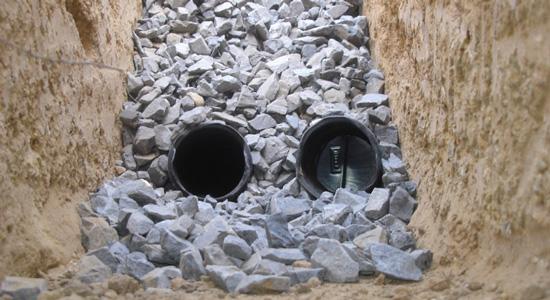 Le drainage pour maison : Les éléments annexes