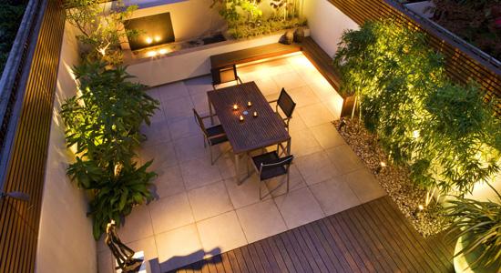 Eclairer sa terrasse : les bonnes idées