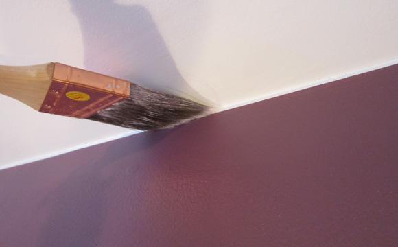 Effecteur la mise en peinture