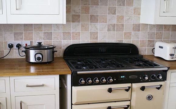 Votre électroménager de cuisine avec la cuisinière