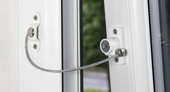 Les enfants et la sécurité des fenêtres