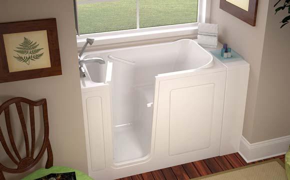 Des équipements bain et douche dédiés